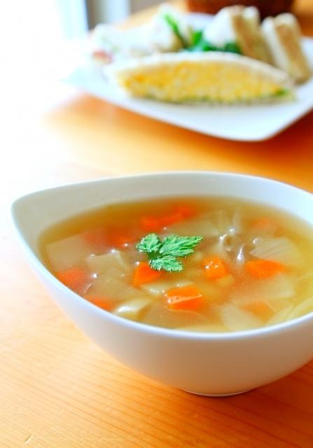 野菜スープダイエットで脂肪を燃焼しマイナス5kg達成!食べるだけで痩せたって本当なの?