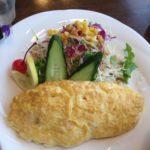 滋賀県長浜市のおすすめカフェ ランチはやっぱり定食がいい!~ふわっふわっのたまごやき定食~