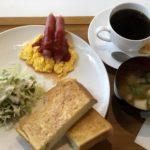 滋賀県長浜市おすすめカフェ とってもお得なモーニング~やっぱり王道バタートースト プラス お味噌汁?!~