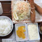 滋賀県米原市おすすめカフェ 大好きなエビフライで満腹満足~定食が充実してますよ~