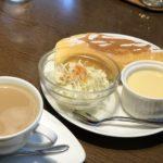 岐阜県大垣市おすすめカフェ コスパの良いモーニング~ドリンク代だけなのにこんなについてくる~