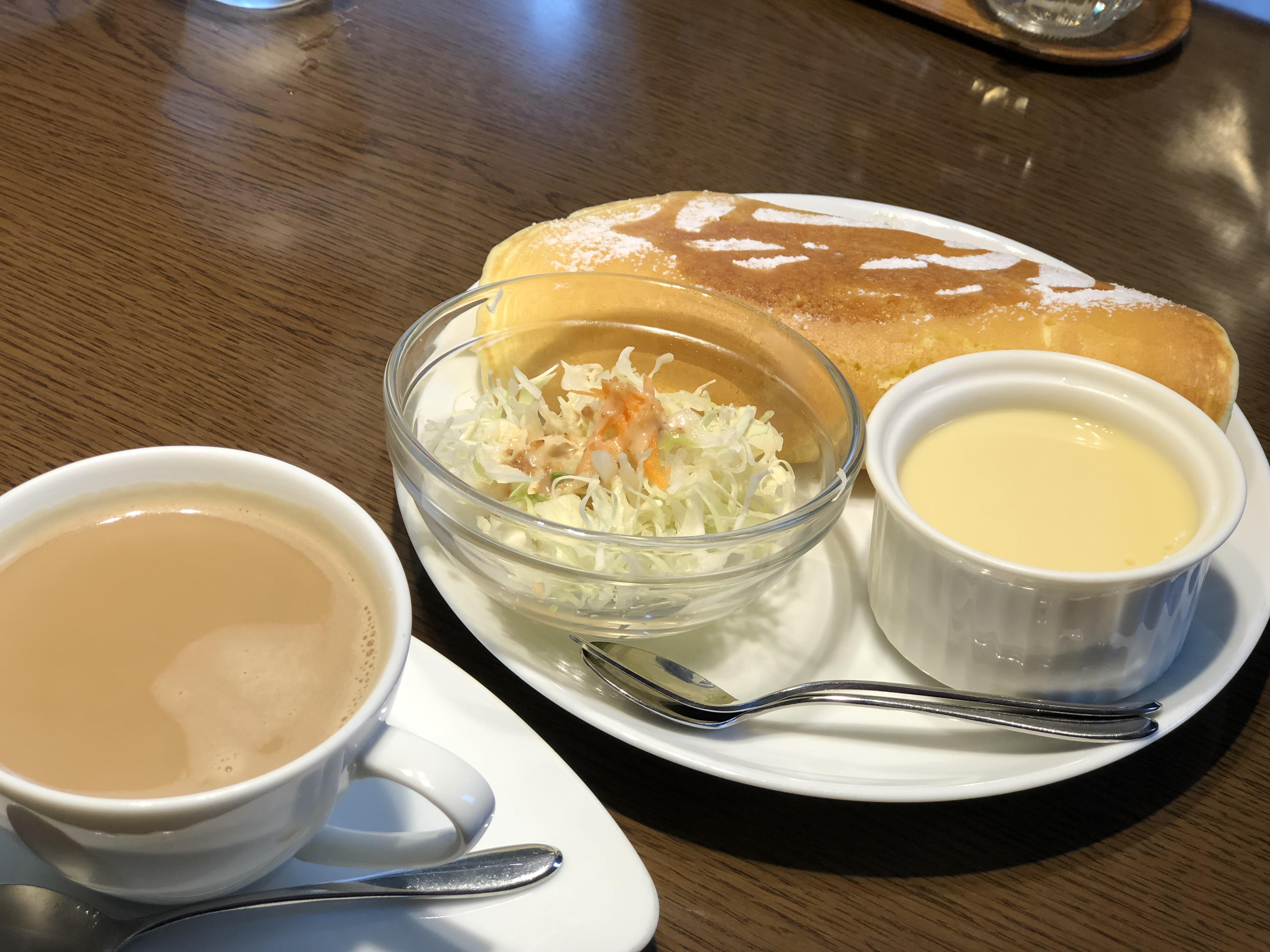 岐阜県大垣市おすすめモーニング ヌーヴォーカフェはコスパの良いお店