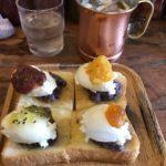 愛知県名古屋市のおすすめカフェ インスタ映えするあんトースト~魔法のランプの中身は○○~