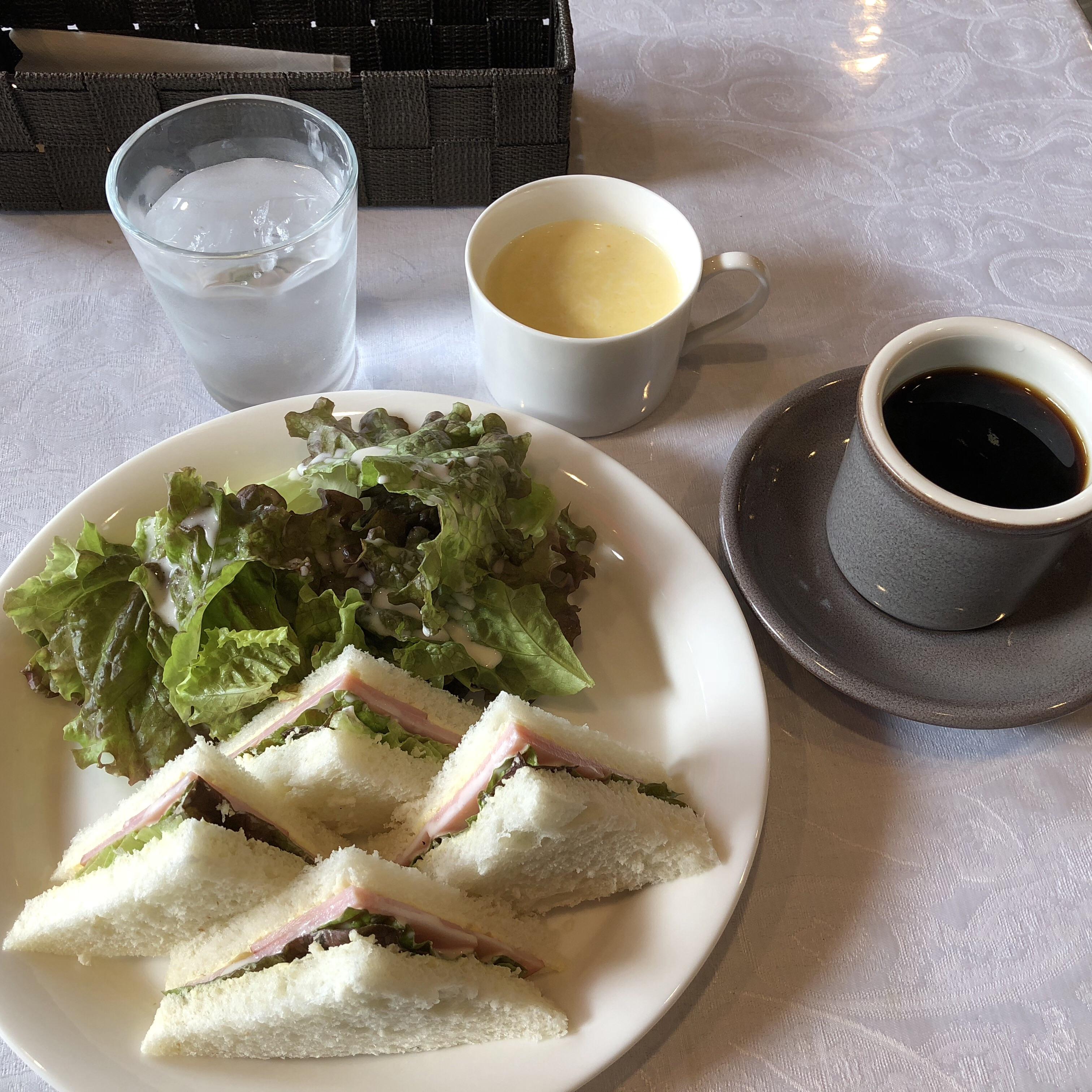 愛知県名古屋市のおすすめサンドイッチモーニング 可愛いカフェのセブンスヘブン