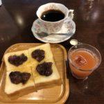 愛知県名古屋市のおすすめカフェ かこさんはやっぱり人気店~あんトーストとおいしいコーヒーでモーニング~